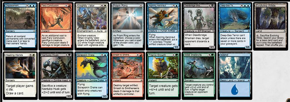 P1P1 For August 7, 2015