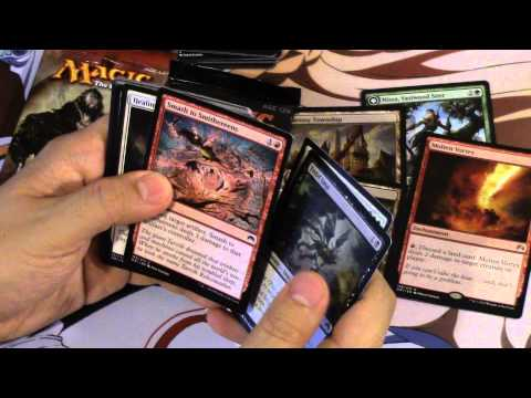 Area man just opens booster pack