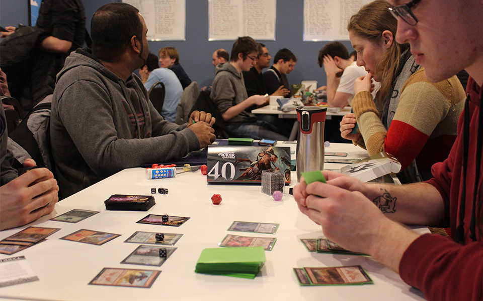A Foolproof Strategy for Getting More Women to Play Magic: The Gathering