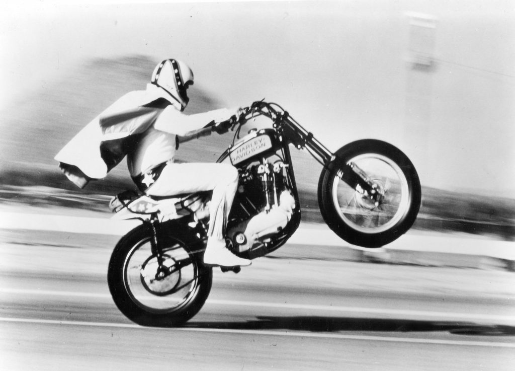 Modern Day Evel Knievel Will Attempt To Play FNM Without Double-sleeving
