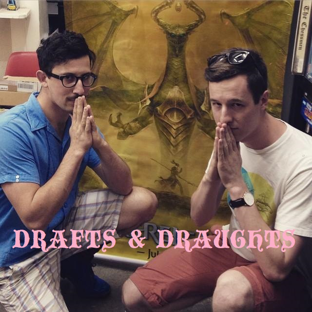 Drafts & Draughts: EPISODE 1